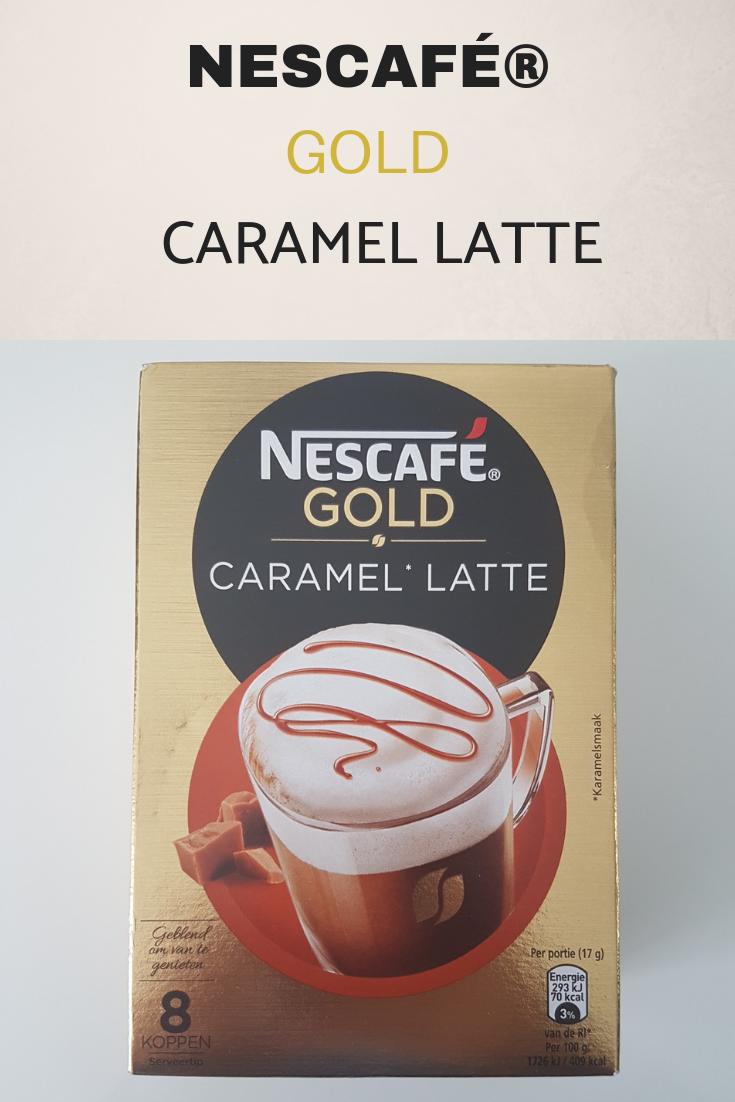 #NESCAFÉ® Gold - #Caramel #Latte - itstartswithacoffee.com #coffee #caramellatte