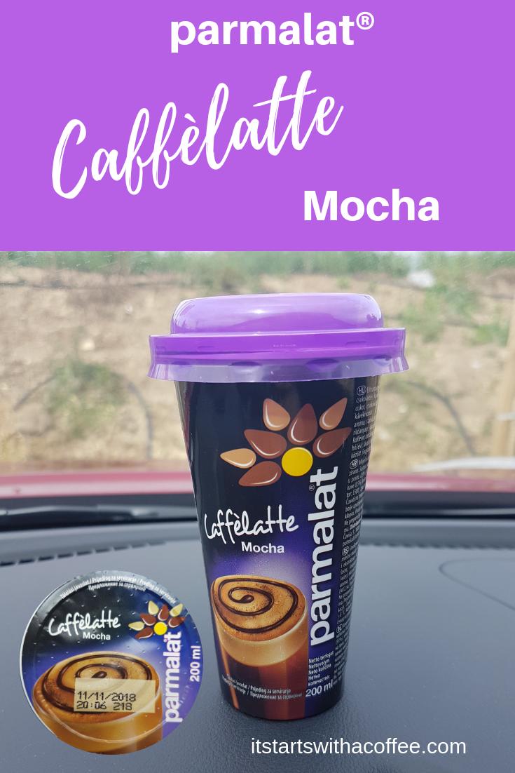 Parmalat® - Caffèlatte Mocha - itstartswithacoffee.com #parmalat #caffelatte #mocha #coffee #coffeetasting