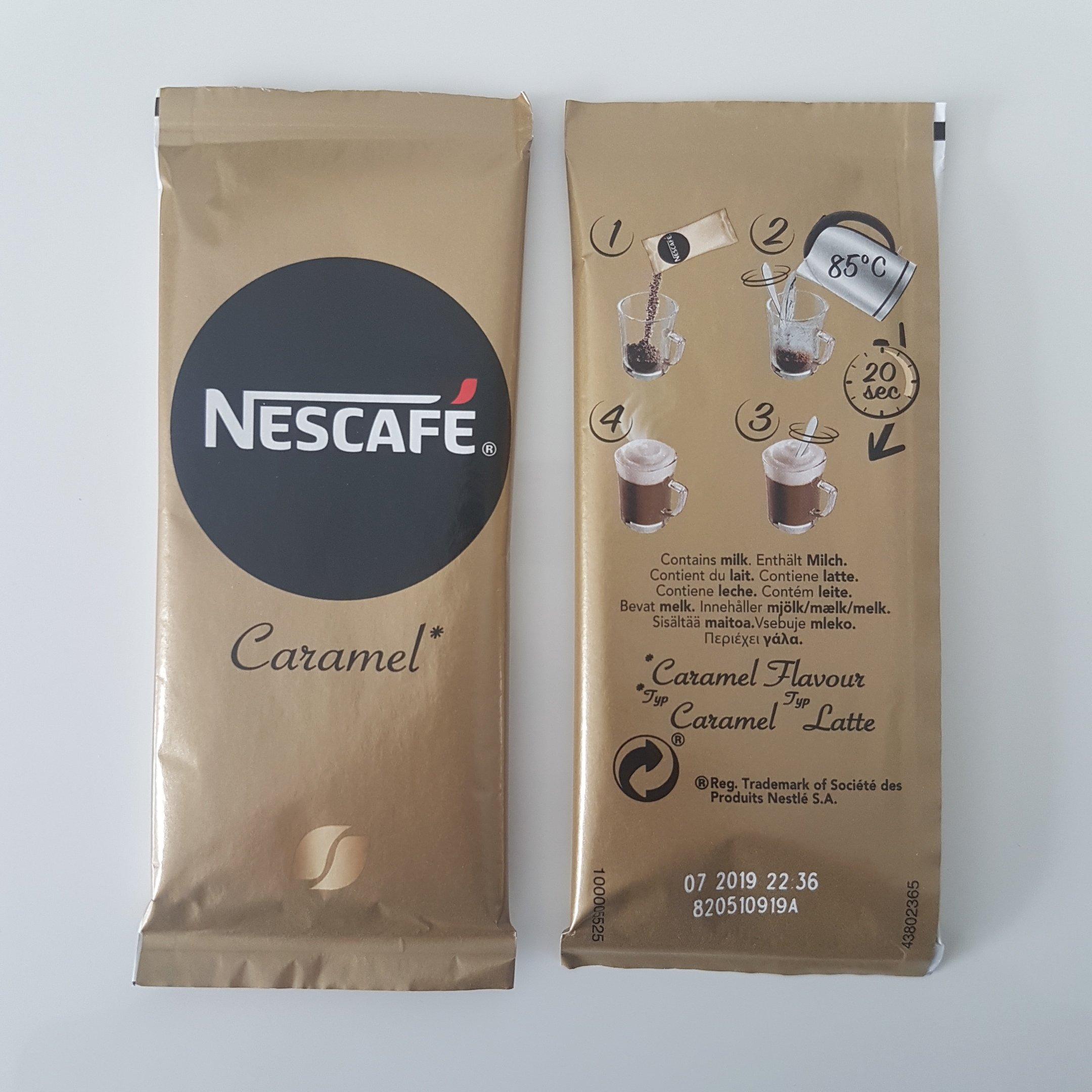 #NESCAFÉ® Gold - #Caramel #Latte - itstartswithacoffee.com #coffee