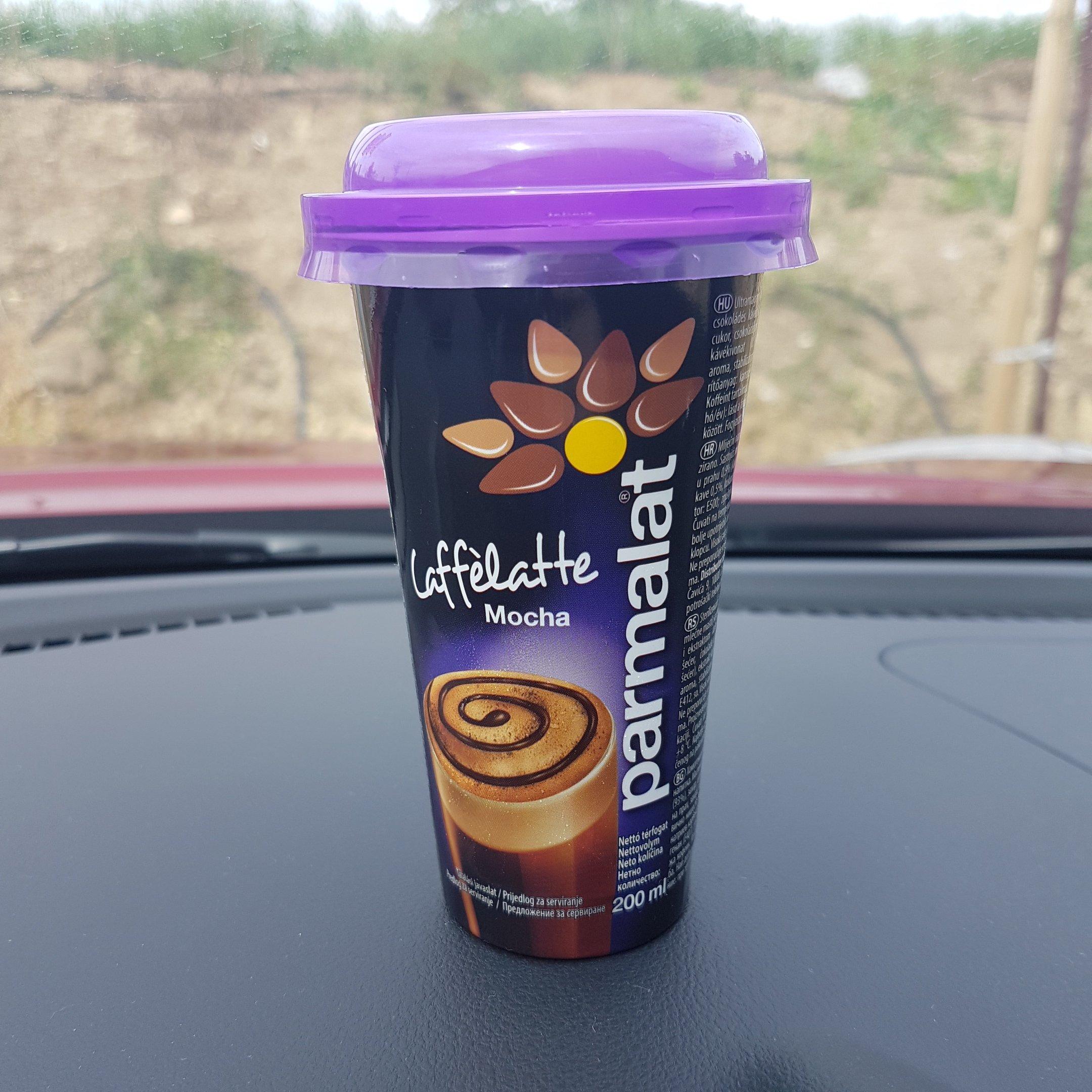 Parmalat® - Caffèlatte Mocha - itstartswithacoffee.com #parmalat #caffelatte #mocha #coffee