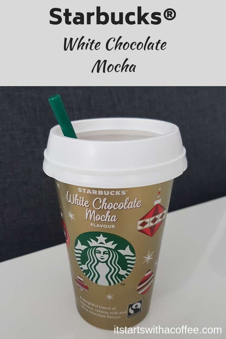 Starbucks® - White Chocolate Mocha