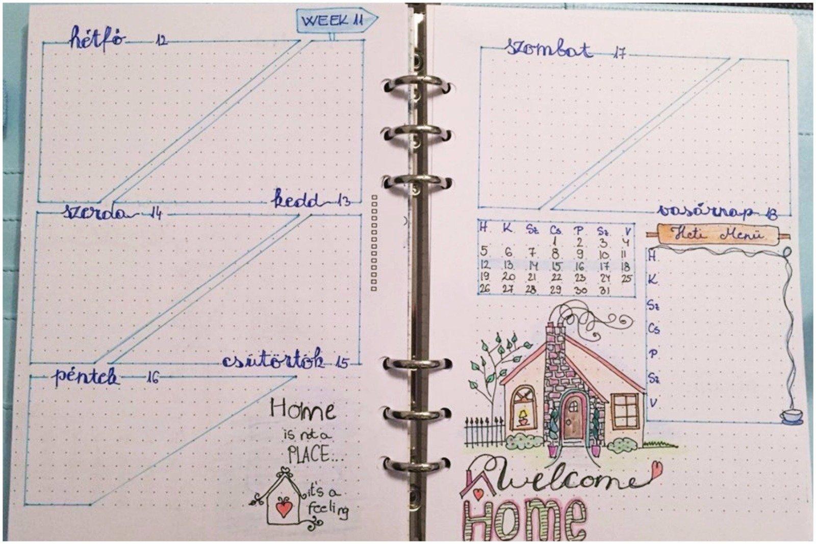 Bullet journal weekly planner - week 11 - itstartswithacoffee.com #march #coverpage #bulletjournal #bujo #weekly #weeklyplanner #bulletjournaling #bujojunkies #bujolove #showmeyourplanner #bujoinspire #bulletjournallove #bulletjournalcommunity #planning #planneraddict #bulletjournaljunkies #planwithme #itstartswithacoffee.com