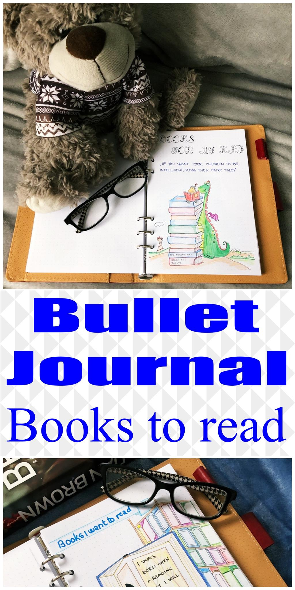 Bullet journal - Books to read - itstartswithacoffee.com #bulletjournal #booktoread #itstartswithacoffee.com