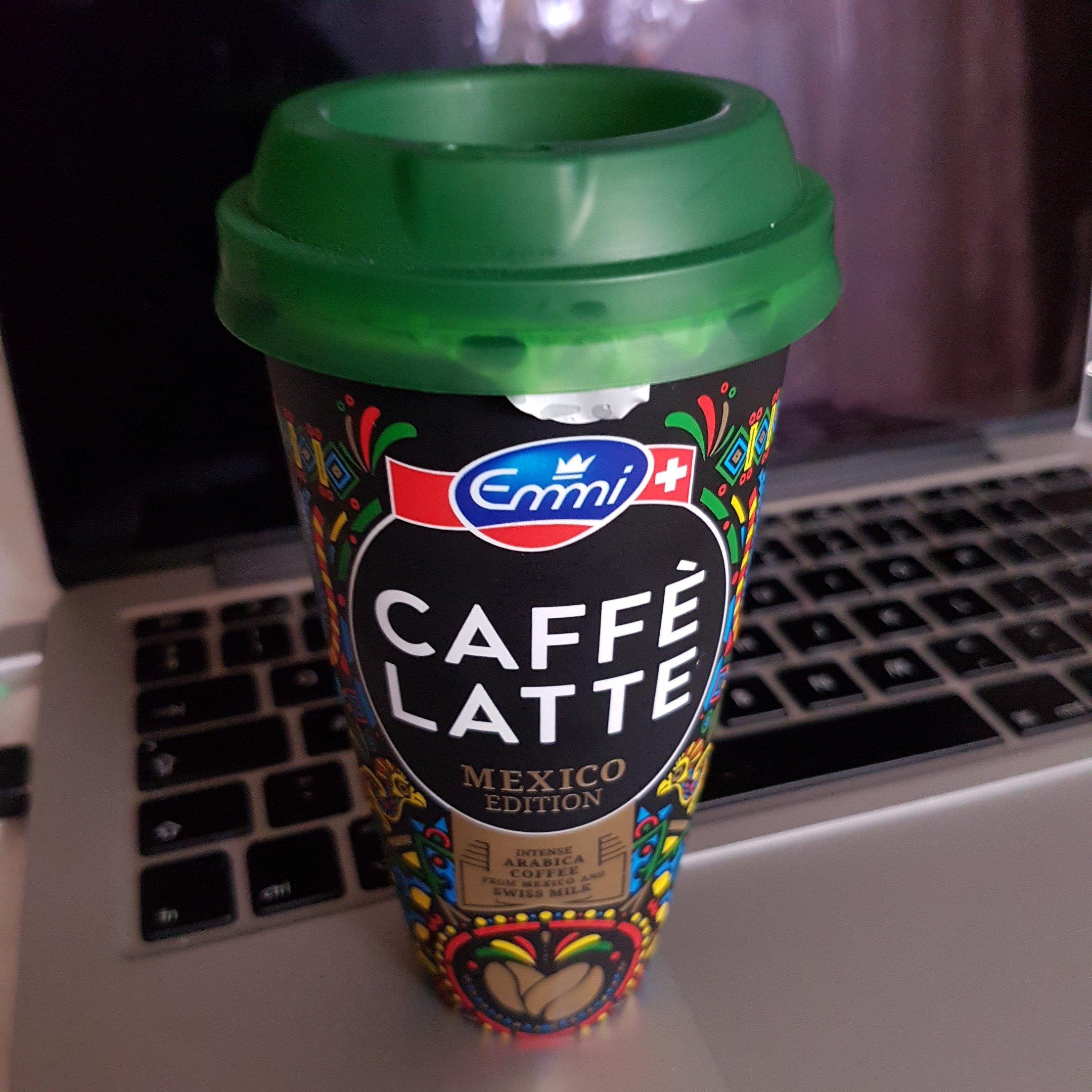 Emmi Caffè Latte Mexico Edition - itstartswithacoffee.com #coffee #caffelatte #latte #EmmiCaffeLatte #arabicacoffee #itstartswithacoffee.com