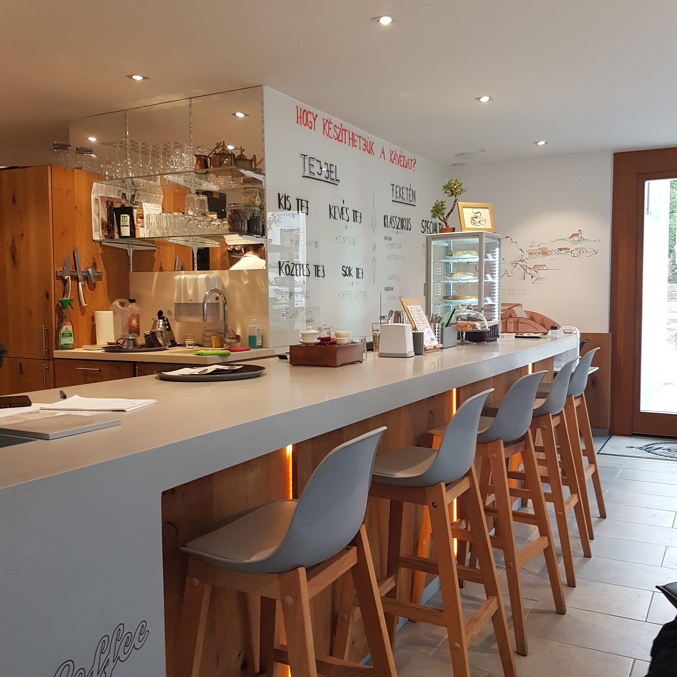 Inside Tettye Coffee - istartswithacoffee.com #TettyeCoffee