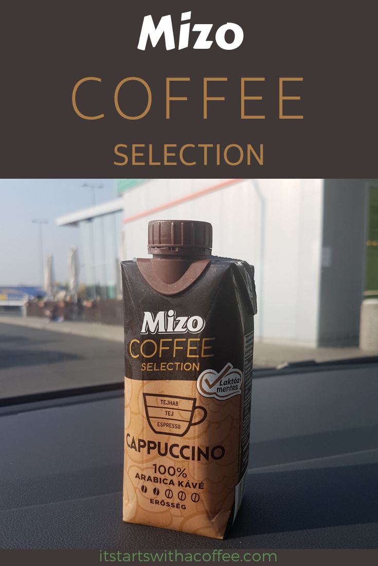 Mizo Coffee selection - Cappuccino - itstartswithacoffee.com #coffee #cappucino #mizo #arabicacoffee #itstartswithacoffee.com